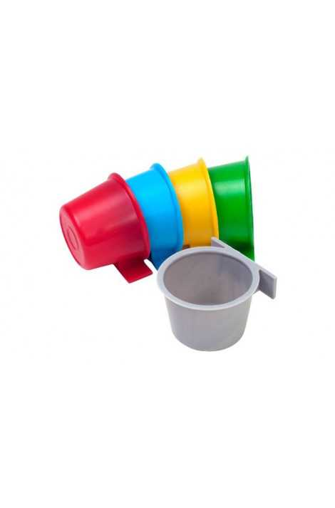 NEST BOX CUP (RED)